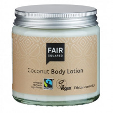 FAIR SQUARED - Coconut Body Lotion - Zero Waste