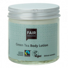 FAIR SQUARED - Green Tea Body Lotion - Zero Waste