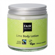 FAIR SQUARED - Lime Body Lotion - Zero Waste