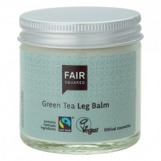 FAIR SQUARED - Green Tea Leg Balm - Zero Waste