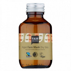 FAIR SQUARED - Argan Sheet Mask Serum til Tør Hud - Zero Waste