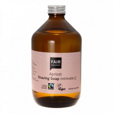 FAIR SQUARED - Apricot Intimate Shaving Soap - Zero Waste