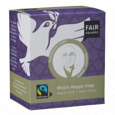 FAIR SQUARED - Khiro´s Økologisk Aleppo Sæbe