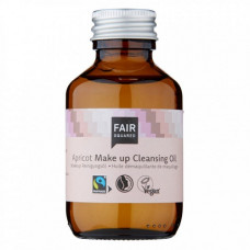 FAIR SQUARED - Apricot Make Up Cleansing Oil - Zero Waste