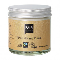 FAIR SQUARED - Almond Hand Cream - Zero Waste