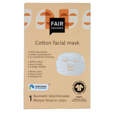 FAIR SQUARED - Økologisk Sheet Mask - Zero Waste
