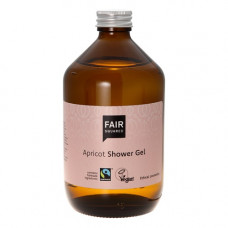 FAIR SQUARED - Apricot Shower Gel - Zero Waste