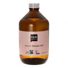 FAIR SQUARED - Apricot Shower Gel - Zero Waste