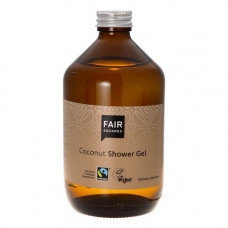 FAIR SQUARED - Coconut Shower Gel - zero Waste