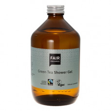 FAIR SQUARED - Green Tea Shower Gel - Zero Waste