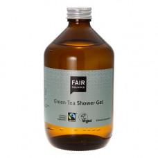 FAIR SQUARED - Green Tea Shower Gel - Zero Waste