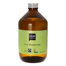 FAIR SQUARED - Lime Shower Gel - Zero Waste