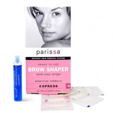 Parissa Wax Strips Brow Shaper