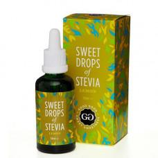 GOOD GOOD - Sweet Drops Of Stevia Lemon