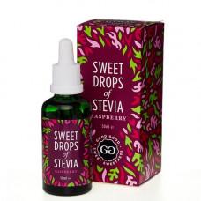 GOOD GOOD - Sweet Drops Of Stevia Raspberry