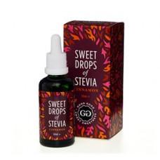GOOD GOOD - Sweet Drops Of Stevia Cinnamon