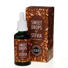 GOOD GOOD - Sweet Drops Of Stevia Caramel