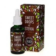 GOOD GOOD - Sweet Drops Of Stevia Coconut