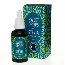 GOOD GOOD - Sweet Drops Of Stevia Peppermint