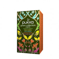 Pukka - Økololgisk Green Collection Økologisk