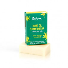 Nurme - Hemp oil Shampoobar for Normal & Oily Hair