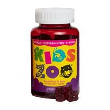 Kids Zoo - Propolis + Hyldebær + Hyben + C-vitamin