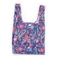 KIND BAG - Boho Paisley Indkøbspose i Medium