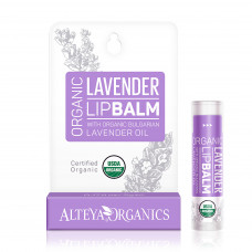 Alteya Organics - Økologisk Lavendel Lip Balm