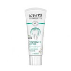 Lavera - Basis Tandpasta Sensitive M. Flour