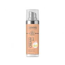 Lavera - Cream Honey Sand 03 Tinted Mouisturising 3 in 1