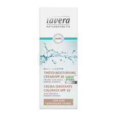 Lavera - Day Cream Tinted SPF 10 Fair Skin