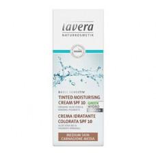 Lavera - Day Cream Tinted SPF 10 Medium Skin