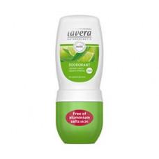 Lavera - Body & Wellness Care Deo Roll-On Lime & Verbena
