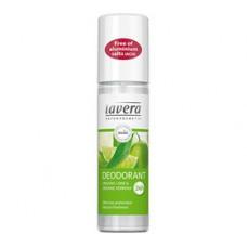 Lavera - Body & Wellness Care Deodorant Spray Lime Sensation