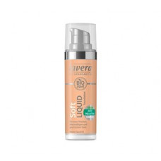 Lavera - Foundation Honey Sand 03 Soft Liquid
