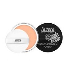 Lavera - Loose Mineral Powder Honey 03 Fine