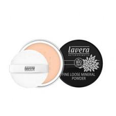 Lavera - Loose Mineral Powder Ivory 01 Fine