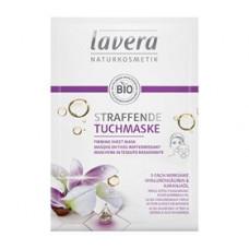 Lavera - Sheet mask Firming Karanja oil