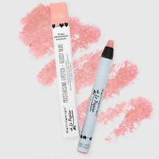 Beauty Made Easy - Le Papier - Læbestift Glossy Nude - Coral