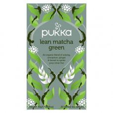 Pukka - Økologisk Lean Matcha Green Te