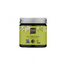 FAIR SQUARED - Lime Creme Deodorant - Zero Waste