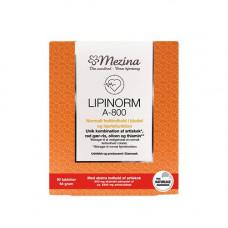Mezina - Lipinorm A-800, 90 stk.