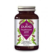 Pukka - Økologisk Mushroom Gold Kapsler