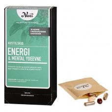 Nani - Helsepakke Energi/Mental Ydeevne
