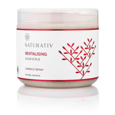 Naturativ Revitalising - Body Sugar Scrub