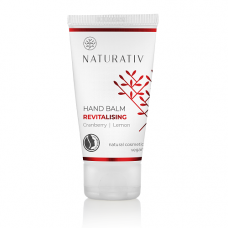 Naturativ Revitalising - Hand Balm - Travel Size