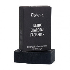 Nurme - Detox Charcoal Face Soap