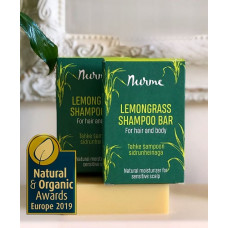 Nurme - Lemongrass Shampoobar for Hair & Body
