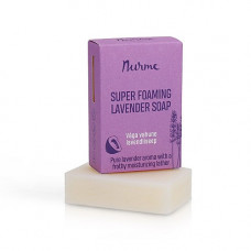 Nurme - Super foaming lavender soap