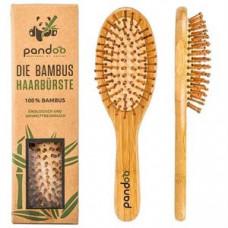Pandoo - Økologisk Bambus Hårbørste